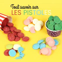 Amusez-vous avec les Candy Melts !