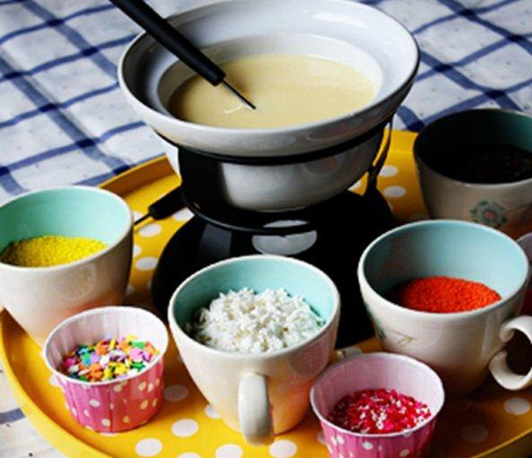 cupcake-fondue