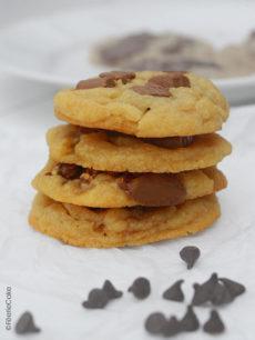 cookies au pepite de chocolat