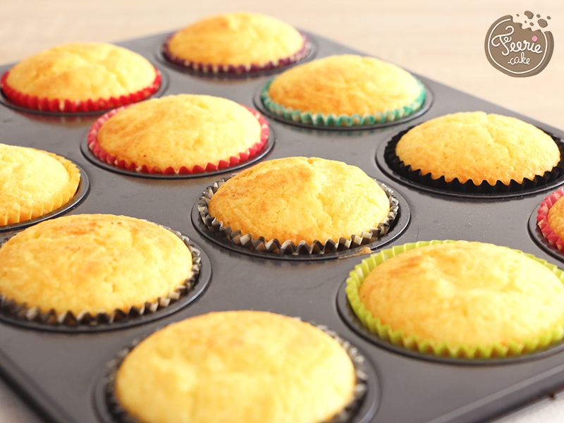 Recette Cup Cake Feerie Cake