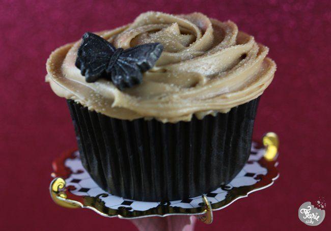 Un cupcake chic pour le réveillon