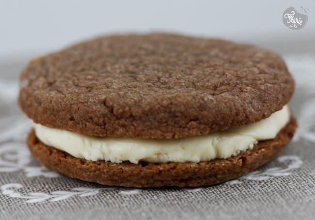 sable sandwich cookie fourrage