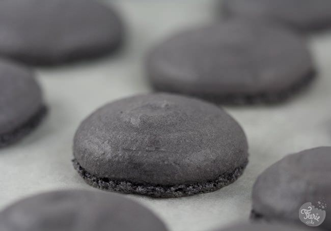 macarons cuits