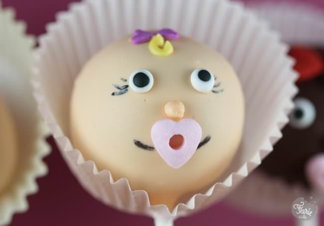 cake pops bebe