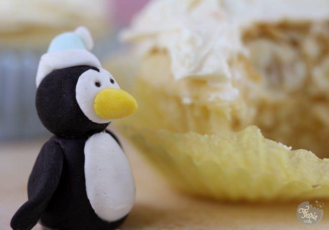 pingouin cupcakes 2