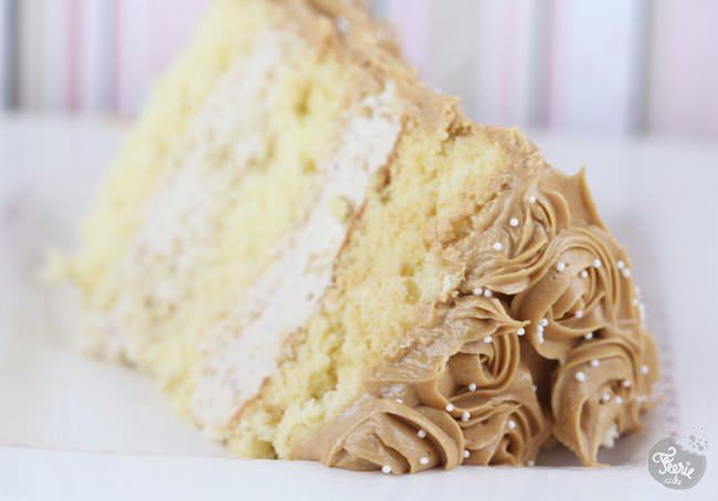 sponge cake speculoos 3