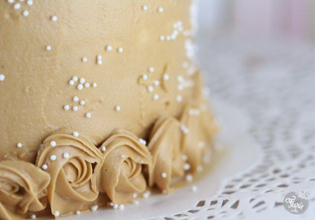 sponge cake speculoos 4