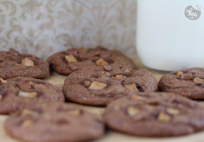 cookies choco poire 2