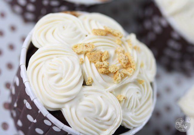 Cupcakes gourmands et passionnément chocolatés