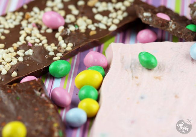 Le plein de chocolat pour Pâques!