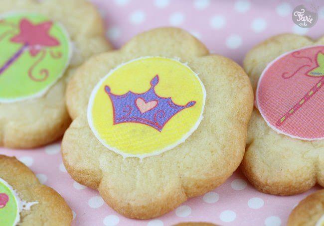 cookies princesse