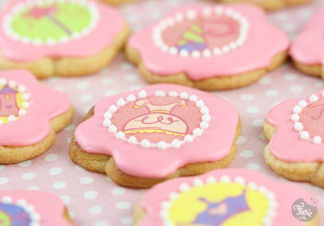 Des biscuits pour les princesses (et leurs princes charmants)