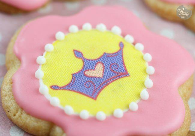 cookies princesse 4