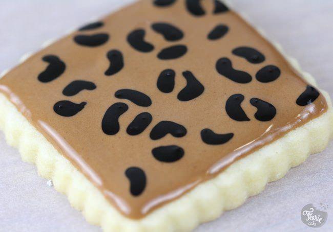 biscuits zebres et vache 3