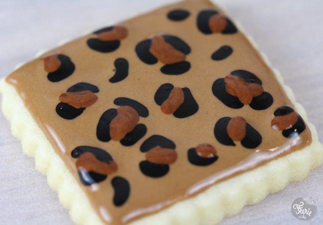 biscuits zebres et vache 4