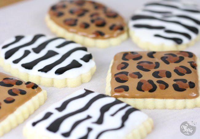 biscuits zebres et vache 5
