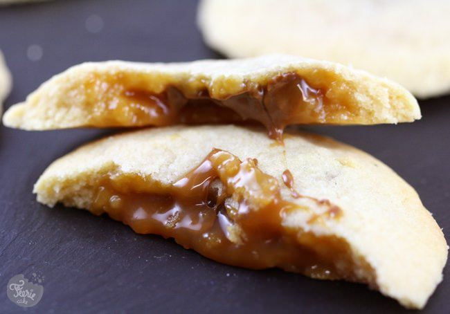 Caramel carrément cookies (ou l'inverse)