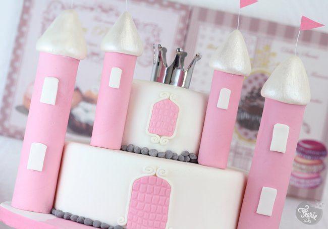 Le Gateau De Princesse Fastoche Par Benoit Feerie Cake