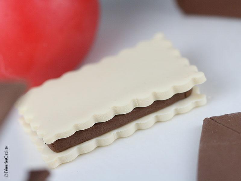 Tuto Recette Cake Design : Modelage d'un biscuit