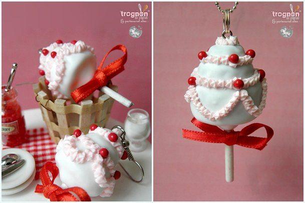 cake pops piece montee