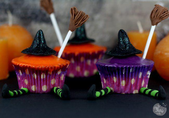 cupcakes sorcieres 2