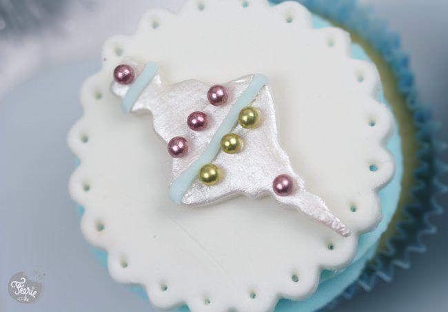 cupcakes noel en bleu 4