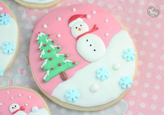biscuits boules de neige 5