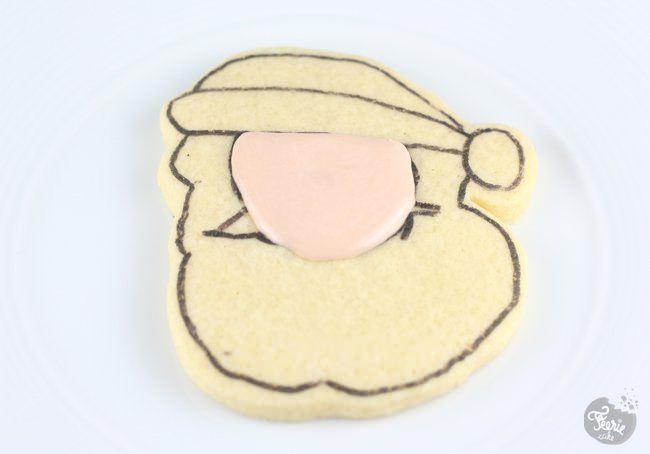 biscuits pere noel 2