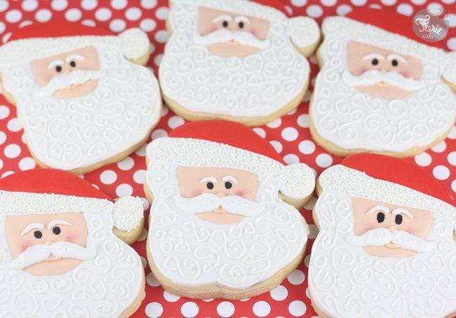 biscuits pere noel 6