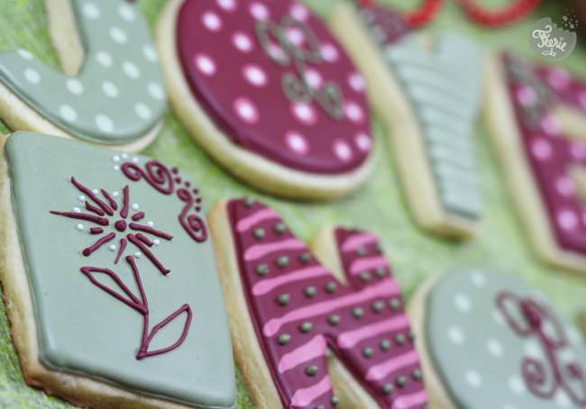 joyeux noel cookie32