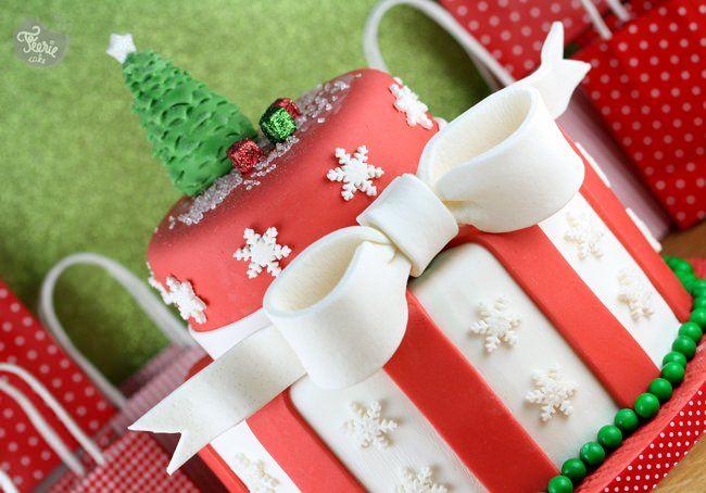 La pièce montée de Noël