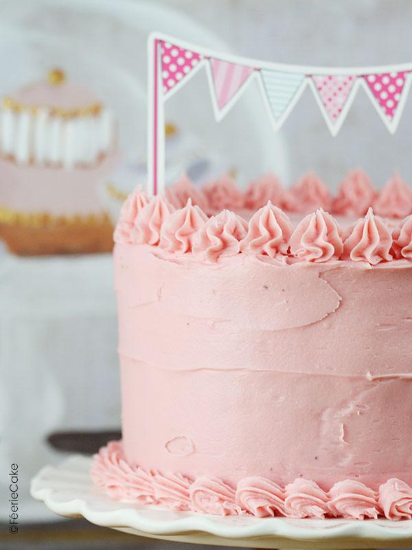 Top 10 des meilleures recettes de gâteau au chocolat : recette gâteau au chocolat avec une ganache au chocolat blanc et à la framboise