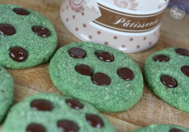 cookies menthe chocolat 2