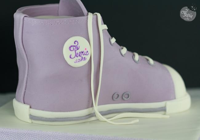 sneakers cake 8
