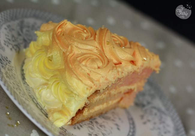 roses ombre cake 2