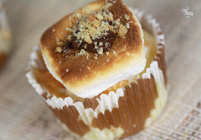 cupcakes S'mores 1