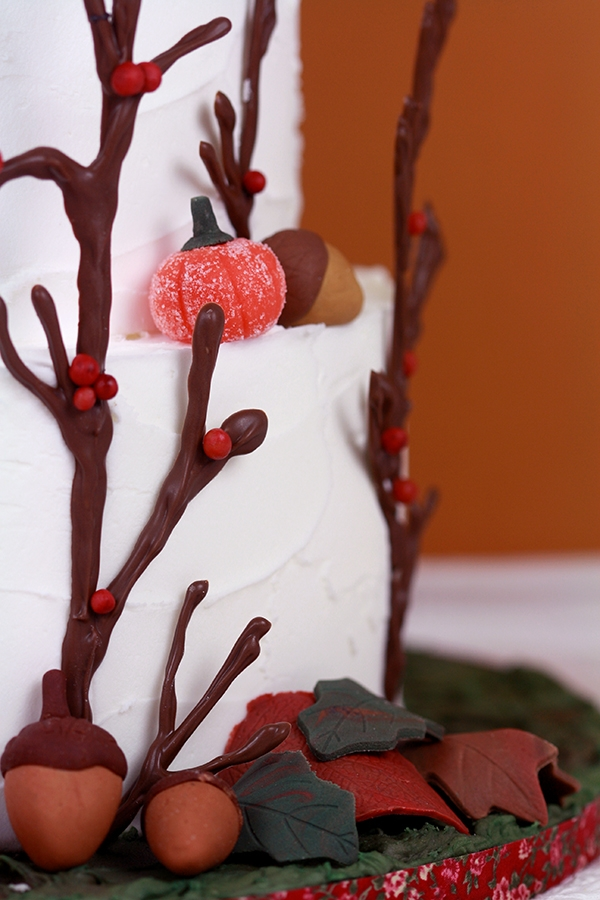 automne wedding cake2