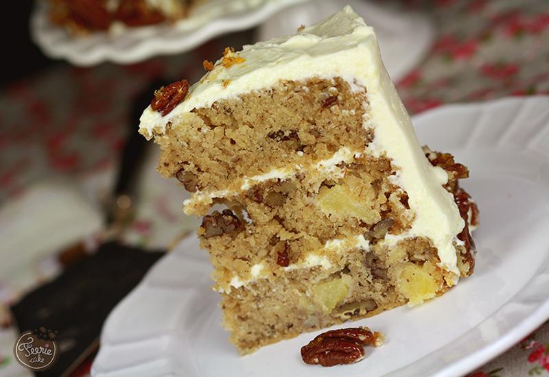 Hummingbird cake - Féerie cakeFéerie cake