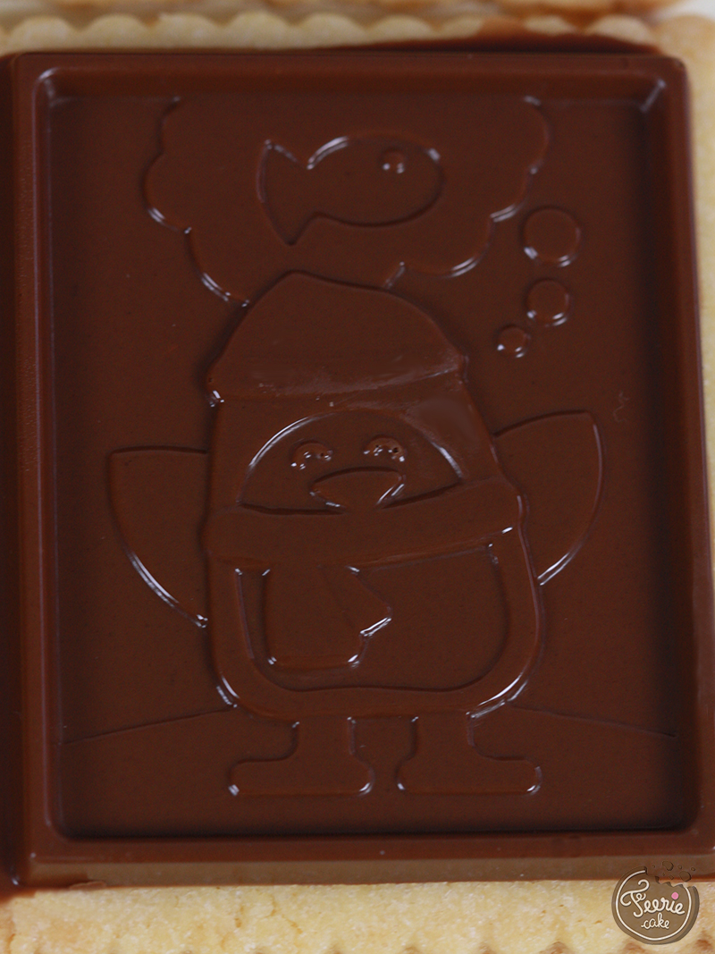 biscuit petit ecolier Noel2