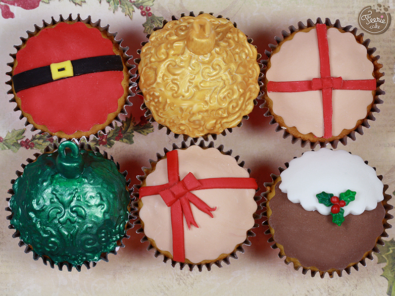 cupcakes noël 4