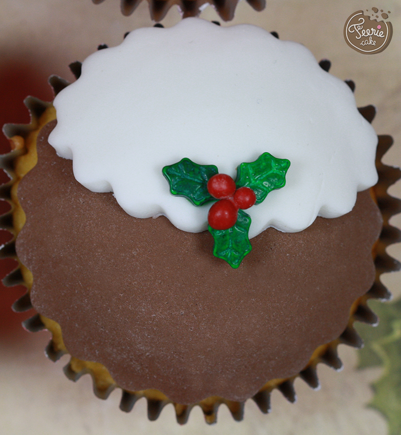 cupcakes noël 2