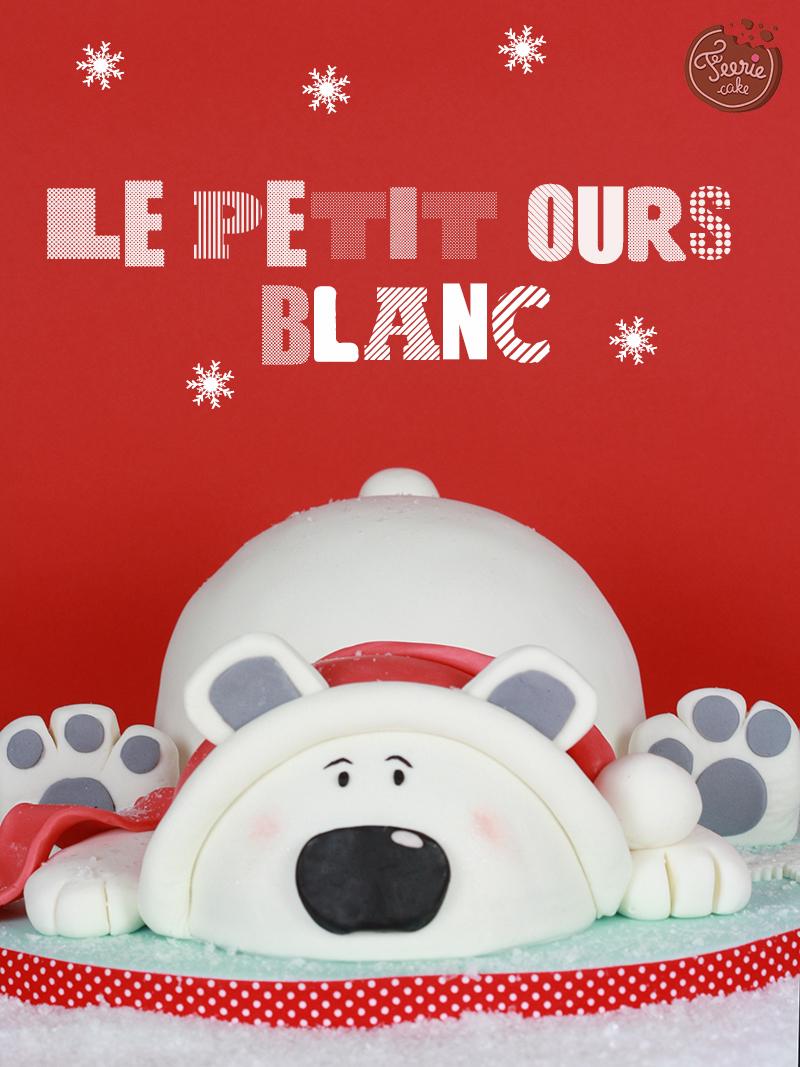 Jean-Pierre, l'ours blanc de Noël