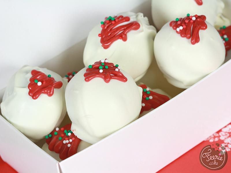 pistachio cake balls
