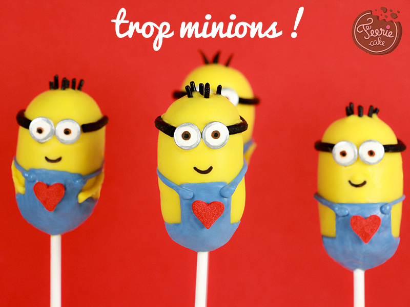 Images Of Minion Cake Pops : Minion Cake Pops Cake Ideas and Designs