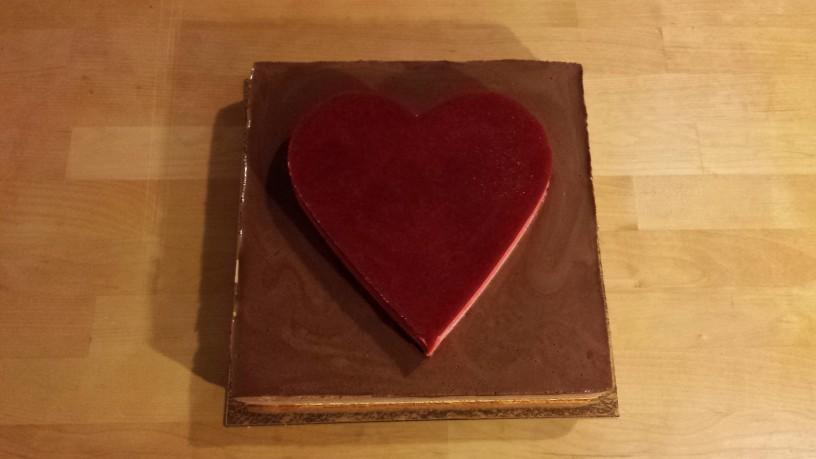 nicolas gâteau saint valentin