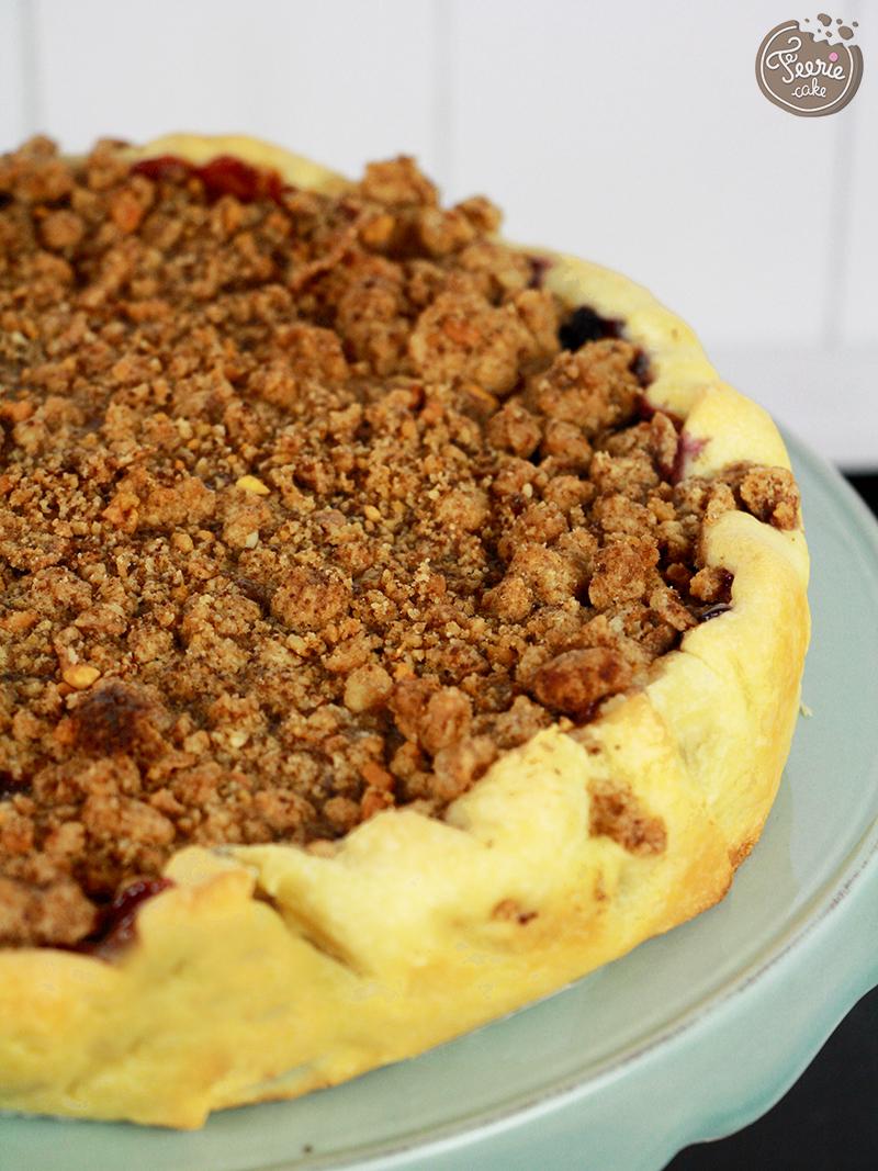 tarte crumble aux pommes2
