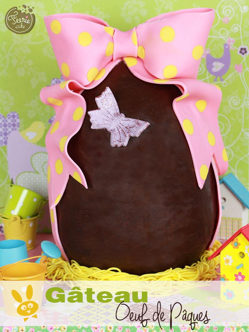 Un gros oeuf de Pâques