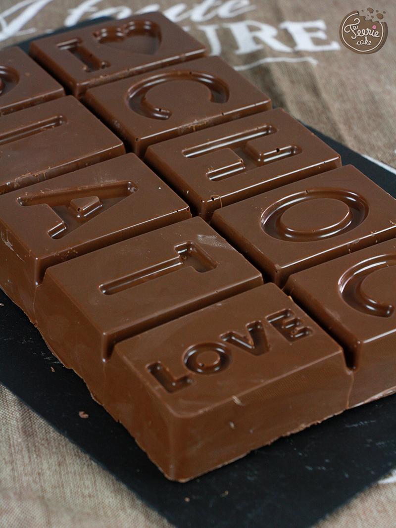 tablette chocolat xl
