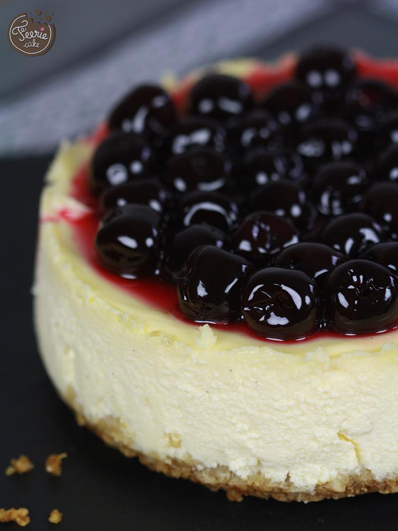 cheesecake amarena