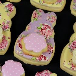 Les biscuits lapins de Pâques